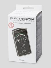 ElectraStim EM60-E Flick Single Output Stimulator and ElectraPads Set, Black, hi-res