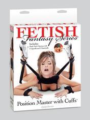 Sex Position Master mit Handfesseln, Schwarz, hi-res