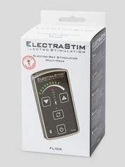 ElectraStim EM60-M Flick Electrosex Stimulator Multipack Set, Black, hi-res