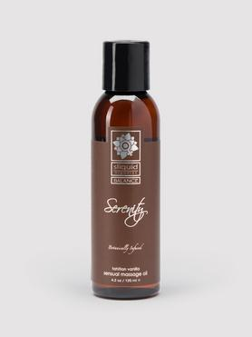 Sliquid Organics Serenity Massage Oil 125ml