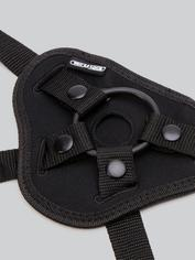 Doc Johnson Vac-U-Lock Extra Support Supreme Harness with Plug, Black, hi-res