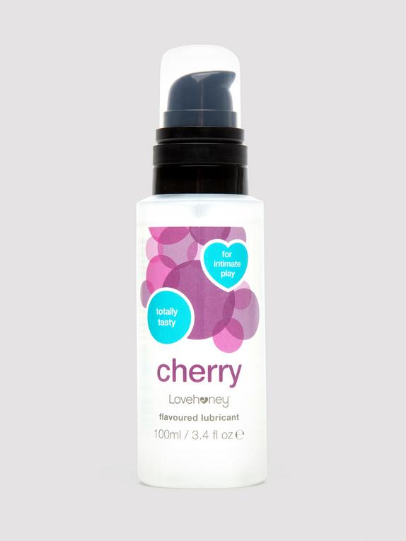 Lubricante de Sabor Cereza 100 ml Lovehoney, , hi-res