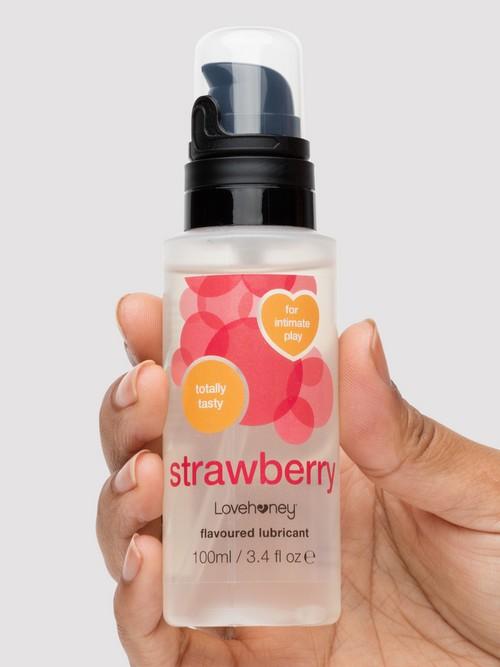 strawberry lubricant