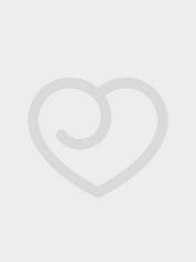 BASICS Comfort Stretchy Cock Ring, Black, hi-res