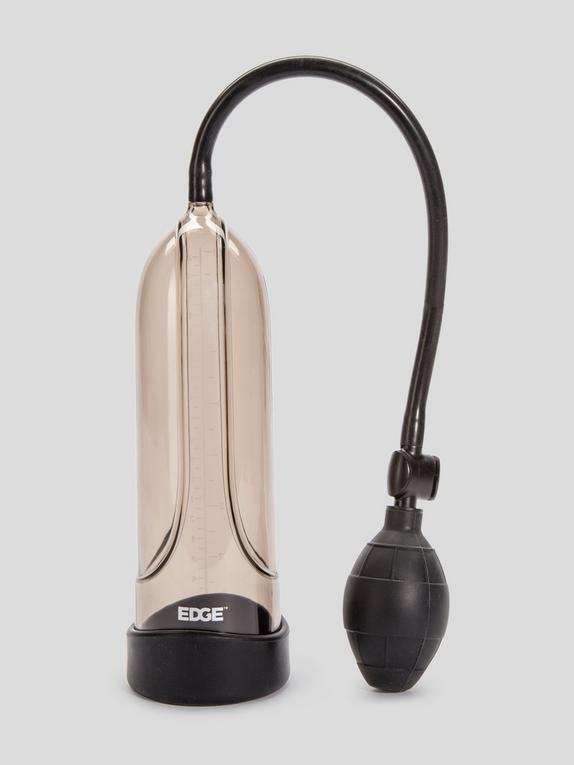 Tracey Cox EDGE Ultimate Performance Stamina Penis Pump, Clear, hi-res
