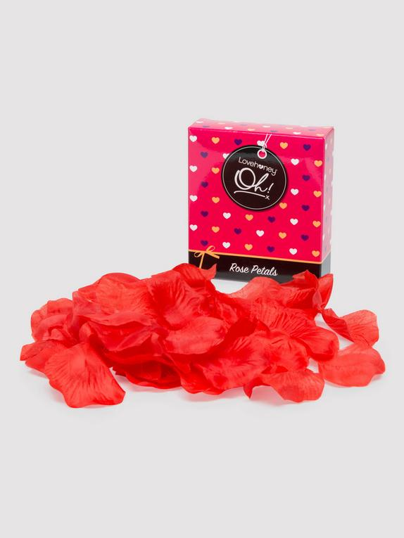 Lovehoney Oh! Romantic Red Rose Petals, , hi-res
