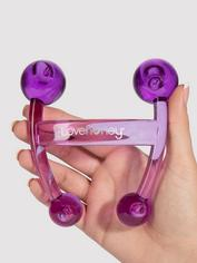 Lovehoney Oh! Sensual Body Massager, Purple, hi-res