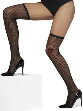 Fever Fishnet Hold Ups