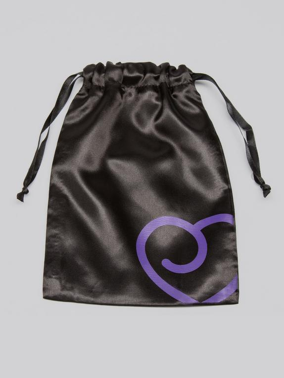 Lovehoney Small Satin Drawstring Toy Bag, , hi-res