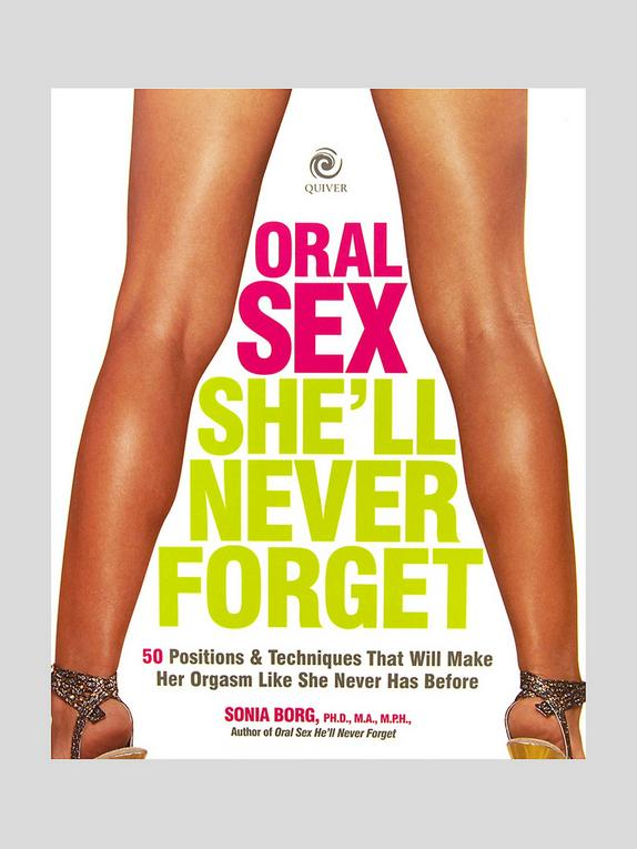 Oral Sex She'll Never Forget by Sonia Borg, , hi-res