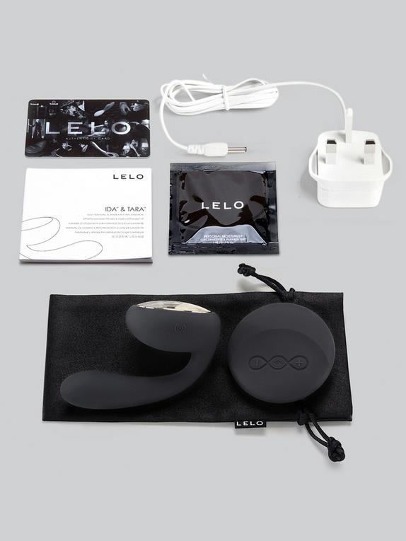 Lelo Ida SenseMotion Rechargeable Remote Control G-Spot Vibrator, , hi-res