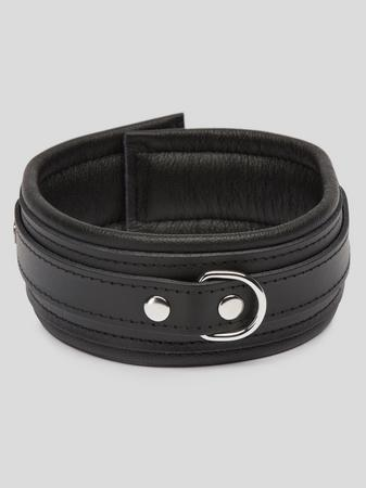 DOMINIX Deluxe Leather Collar
