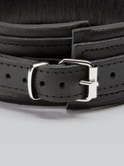 DOMINIX Deluxe Leather Collar, Black, hi-res