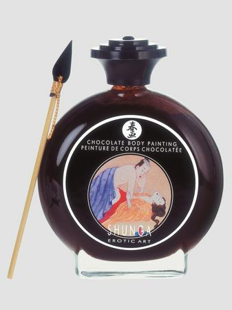 Shunga Deluxe Edible Body Paint
