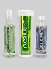 Fleshlight Sex Toy Care Kit (3 Piece), , hi-res