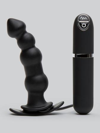 Dash 10 Function Silicone Vibrating Butt Plug 4 Inch