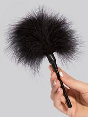 Lovehoney Oh! Feather Tickler, Black, hi-res