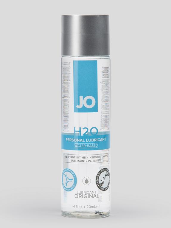 System JO H2O Water-Based Lubricant 4 fl oz, , hi-res
