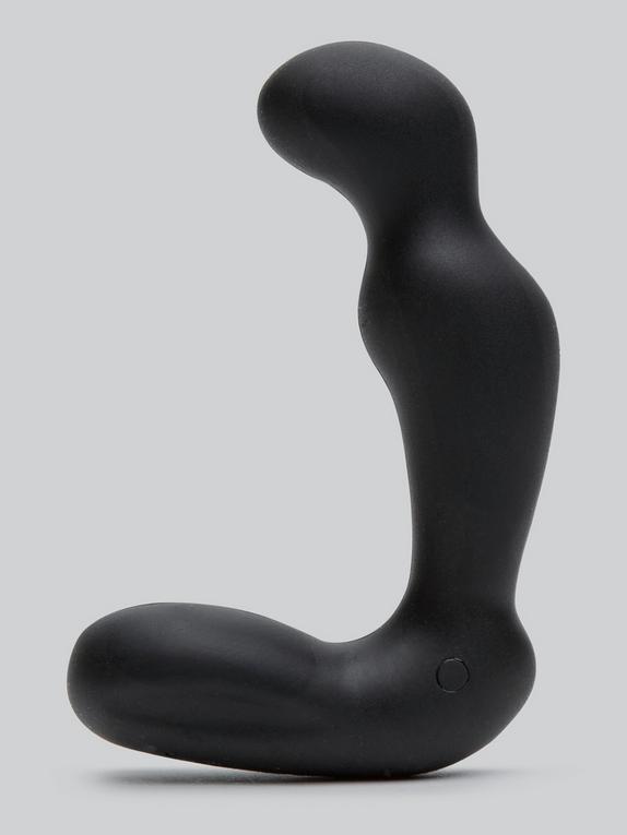 ElectraStim Quadri-Polar Electrosex Silicone Prostate Massager, Black, hi-res