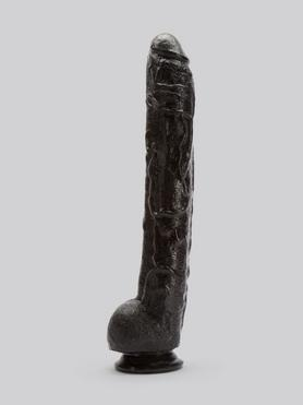 Doc Johnson Dick Rambone Black Cock 13.5 Inch