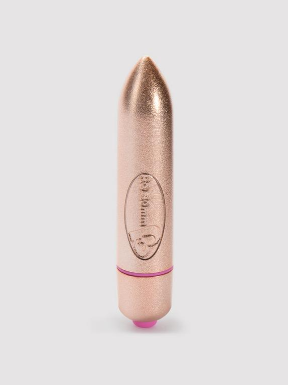 Rocks Off Glamour Shine 7 Function Bullet Vibrator, Gold, hi-res