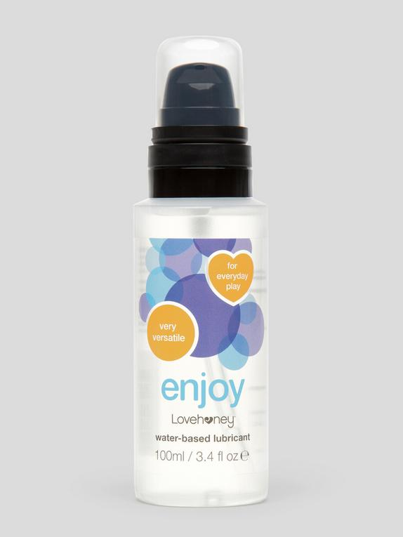 Lovehoney Enjoy Water-Based Lubricant 100ml, , hi-res