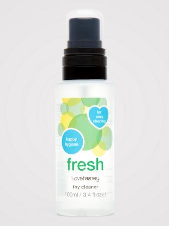Lovehoney Fresh Toy Cleaner 3.4 fl. oz