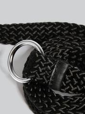 Bondage Boutique Soft Bondage Rope Restraints, Black, hi-res