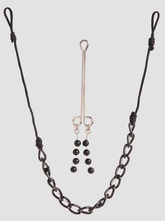 Fetish Fantasy Nipple and Clit Jewelry Set