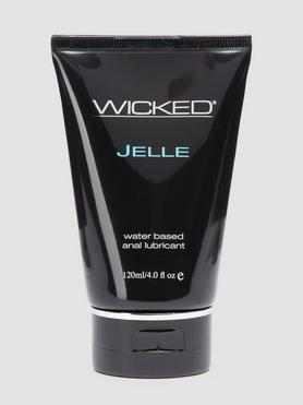Wicked Sensual Water-Based Anal Lubricant 120ml