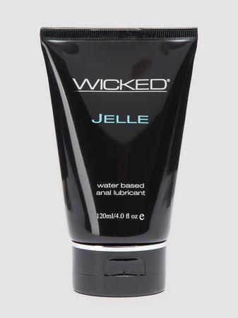 Wicked Sensual Water-Based Anal Lubricant 4.0 fl oz