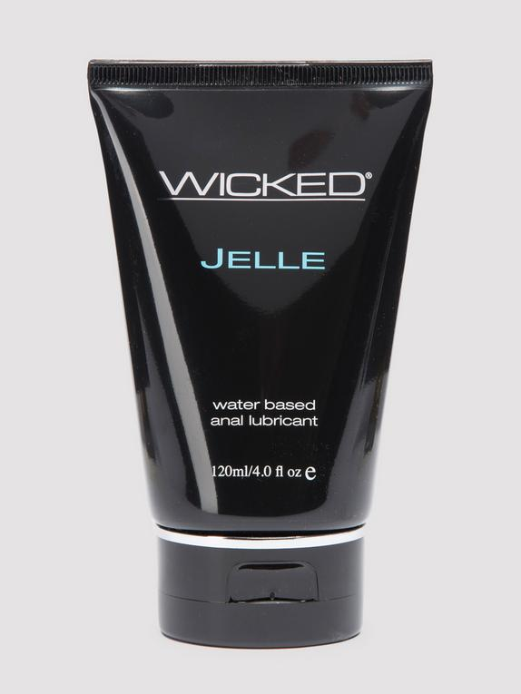 Wicked Sensual Water-Based Anal Lubricant 120ml, , hi-res