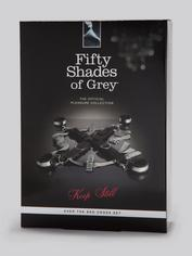 Fifty Shades of Grey Keep Still Over the Bed Cross Restraint, Silver, hi-res