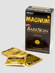 Trojan Magnum Large BareSkin Extra Thin Condoms (10 Count), , hi-res