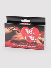 Lust Dust Edible Strawberry Body Candy, , hi-res