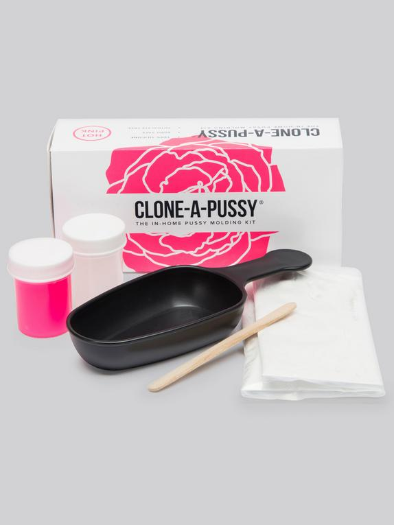 Clone-A-Pussy Female Moulding Kit, Pink, hi-res