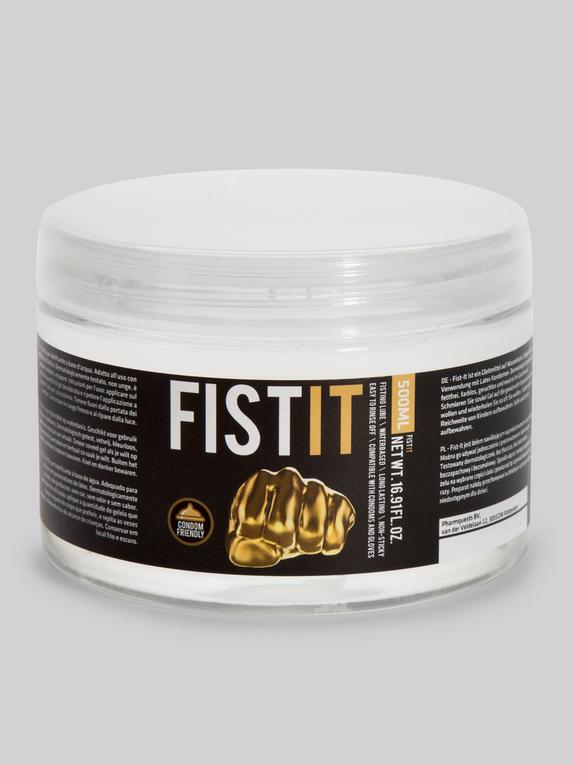 FIST IT Water-Based Anal Fisting Lubricant 500ml, , hi-res