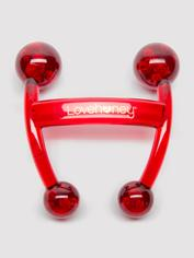 Lovehoney Oh! Sensual Body Massager, Red, hi-res