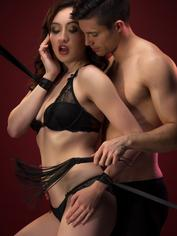 Lovehoney Beginner's Flogger, Black, hi-res