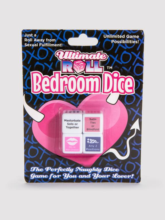 Ultimate Roll Bedroom Sex Dice, , hi-res