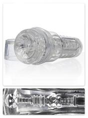 Fleshlight Go Torque Male Masturbator, Clear, hi-res