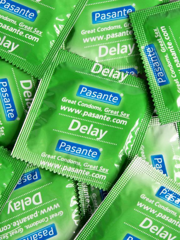 Préservatifs retardateurs (paquet de 72), Pasante, , hi-res