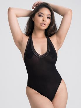 Lovehoney Crotchless Halterneck Body