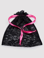 Lovehoney Lace Drawstring Lingerie Gift Bag, , hi-res