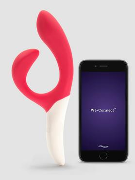 We-Vibe Nova Rechargeable App Controlled G-Spot Rabbit Vibrator