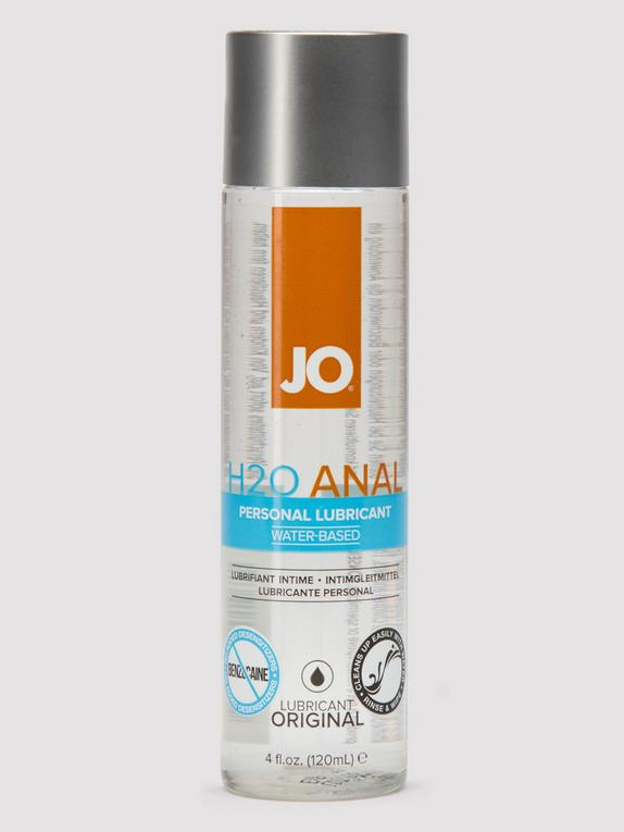 System JO H2O Water-Based Anal Lubricant 120ml, , hi-res
