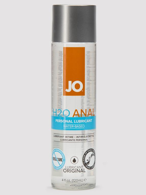 System JO H2O Water-Based Anal Lubricant 4 fl oz, , hi-res