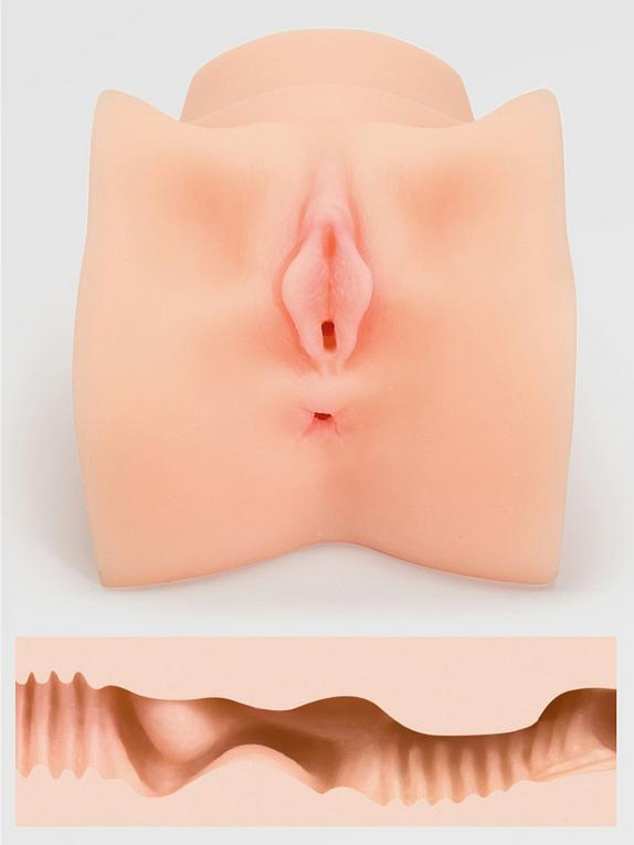 THRUST Pro Elite Sophia Realistic Vagina and Ass 2kg, Flesh Pink, hi-res