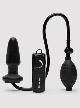 Plug anal gonflable vibrant, Lovehoney