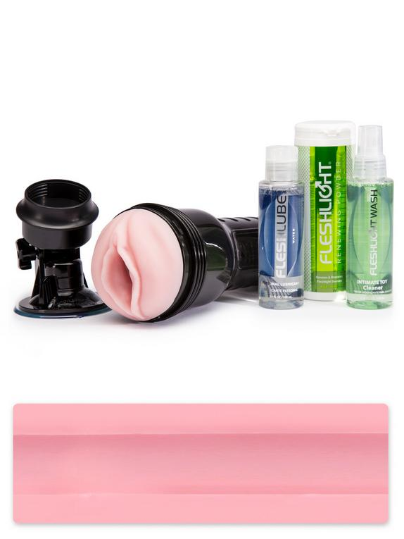 Fleshlight Pink Lady Value Pack (5 Piece), Flesh Pink, hi-res